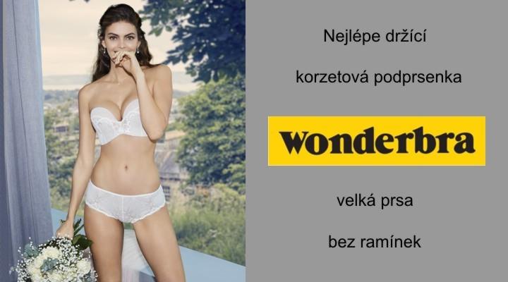 Wonderbra strapless