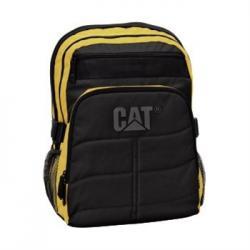 Batoh CAT Brent Millennial žlto/čierny 119504