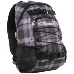 Batoh Chiemsee Black Comp beachcheck black 102670