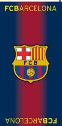 Bavlnená osuška DADKA FC Barcelona - FCB 75x150 cm