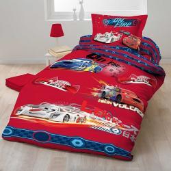 Bavlnené obliečky - Cars 2012 - 140x200 + 70x90