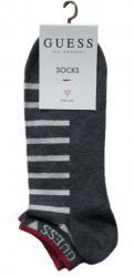 Bavlnené ponožky Guess U84Y03 modré