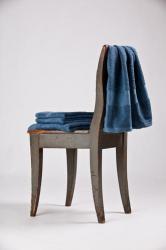 Bavlnený uterák a osuška Interimex BR-5852 petrolejový - uterák 30x50cm