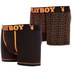 boxerky Playboy 00MB balenie 2 kusy