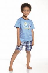 Chlapčenské pyžamo Cornette 789/30 Boat navy