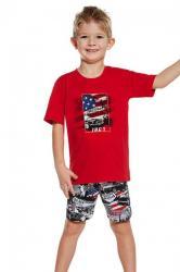 Chlapčenské pyžamo Cornette 790/53 America