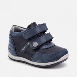 Chlapecká kožená obuv MAYORAL 42050
