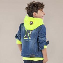 Chlapecká riflová bunda Mayoral 6442