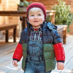 Chlapecká zimní bunda 2483