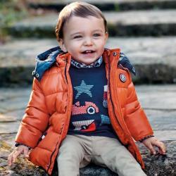 Chlapecká zimní bunda 4442