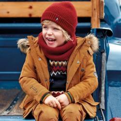 Chlapecká zimní bunda Mayoral 4444