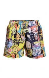 Chlapecké koupací šortky Litex 63678