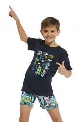 Chlapecké pyžamo Cornette 789/85 deti surfer
