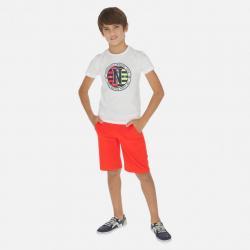 Chlapecký komplet MAYORAL-triko, kraťase 6616