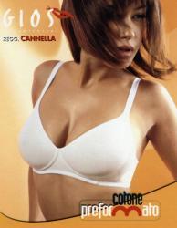Dámska bavlnená podprsenka Gios Cannell