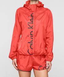 Dámska bunda Calvin Klein KW0KW00099 neon