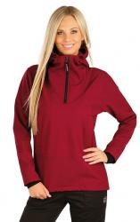 Dámska bunda softshellová s kapucňou Litex 60273