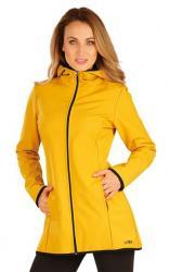 Dámska bunda softshellová s kapucňou Litex 7A214