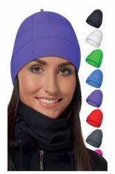 Dámska čiapka Winner Skully SOFTtline violet