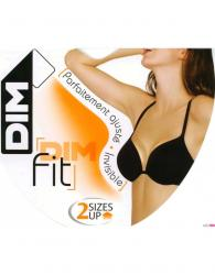 Dámska double push-up podprsenka DIM 4C52 DIM Fit