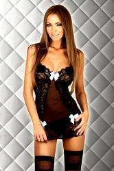 Dámska erotická košieľka 7-Heaven Kirsti