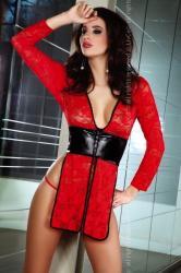 Dámska erotická košieľka Livia Corsetti Cauvery