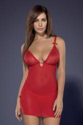Dámska erotická košieľka Obsessive Romansia chemise XXL