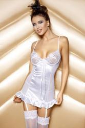 Dámska erotická súprava Anais Naomi set white