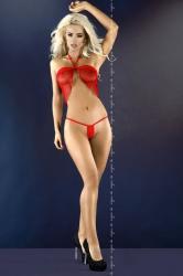 Dámska erotická súprava Me-Seduce Diana červená