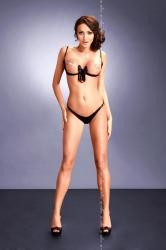 Dámska erotická súprava Me-Seduce Ramira čierna