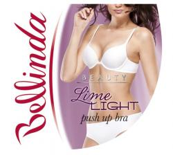 Dámska gelová push-up podprsenka Bellinda 835201 LIME-LIGHT PUSH UP BRA