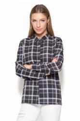Dámska košeľa Katrus K421 model 46
