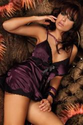 D�mska ko�ie�ka Livia Corsetti Luna purple