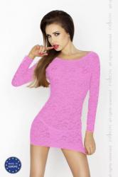 Dámska košieľka Passion Yolanda chemise ružová