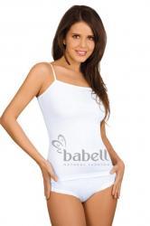Dámska košilka Babell Nata plus bílá