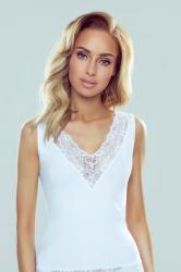 Dámska košilka Eldar Lexie bílá