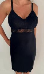 Dámska košilka FOLLIA Marisel černá