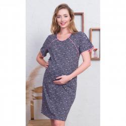 Dámska mateřská noční košile Vienetta Secret Sára