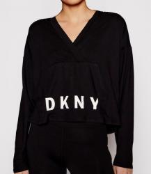 Dámska mikina DKNY YI2022471 s kapucí