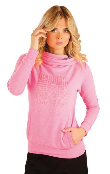 Dámska mikina s kapucňou Litex 54102 - Litex (dámske tričká 48367486ac6