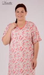 Dámska nadmerná nočná košeľa Vienetta Secret Jar