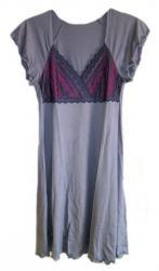 Dámska nočná košeľa FOLLIE Camilla mauve