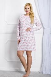 Dámska nočná košeľa TARO 2005 Malina pink