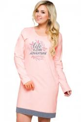 Dámska nočná košeľa Taro Viva 2016 pink