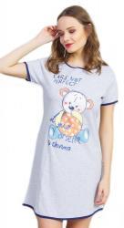 Dámska nočná košeľa Vienetta Secret Malý méďa