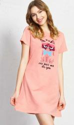 Dámska nočná košeľa Vienetta Secret Peggy