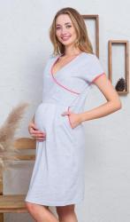 Dámska noční košile mateřská Vienetta Secret Kristýna