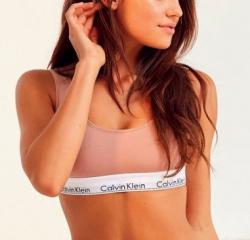 Dámska podprsenka Calvin Klein Modern Cotton QF4393