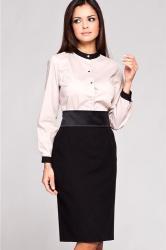 Dámska sukňa FIGL M160 čierna