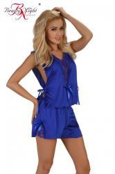 Dámska súprava Beauty night fashion Mellissa modrá